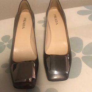 Prada pumps, never worn